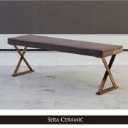 세라 세라믹테이블 [벤치의자]