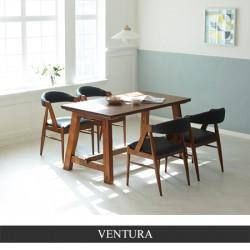 벤츄라 다이닝테이블 [의자4개SET]